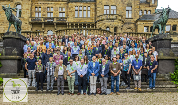 Group Picture cGMP 2019 Mainz